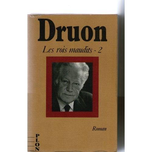 9782259024068: Les rois maudits/roman historique