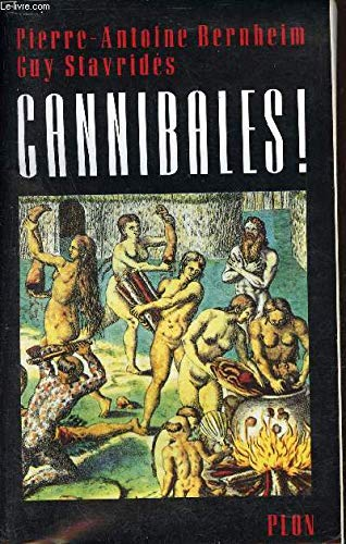 9782259024150: Cannibales! (French Edition)