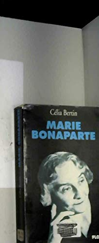 9782259026970: Marie Bonaparte