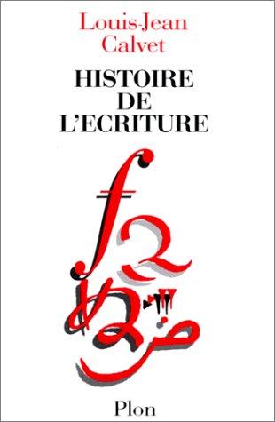 9782259027267: Histoire de l'écriture
