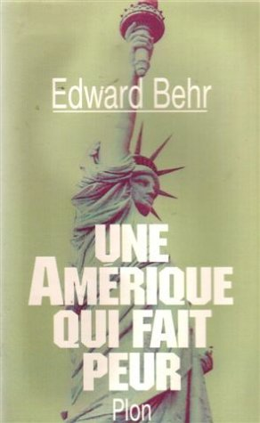 9782259181037: Une Amerique qui fait peur (French Edition)