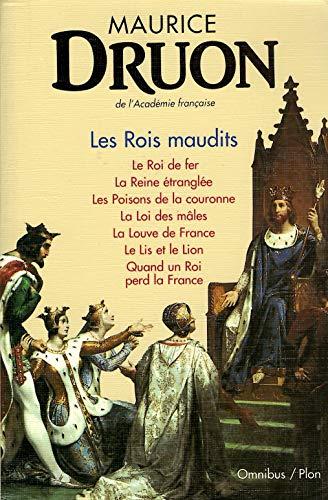 9782259181228: Les Rois maudits (Omnibus)