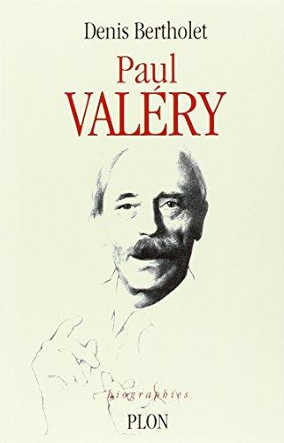 9782259183062: Paul Valéry : 1871-1945 (Biographique)