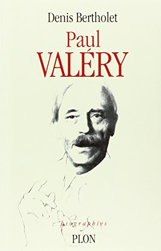 9782259183062: Paul Valery, 1871-1945 (Biographies) (French Edition)