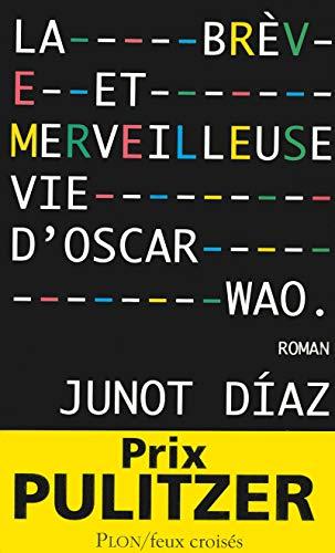 9782259185554: La brève et merveilleuse vie d'Oscar Wao