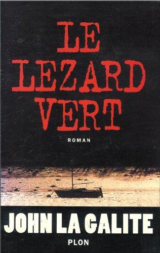 9782259185677: Le l�zard vert (Hors Collection)