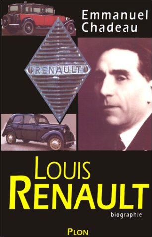 9782259186094: Louis Renault (French Edition)