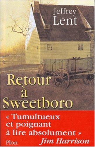 9782259190879: Retour à Sweetboro
