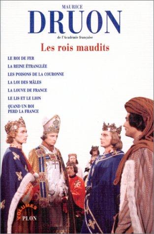 9782259191746: Les rois maudits Vols 1-7