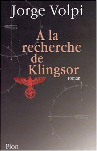 A la recherche de Klingsor: Jorge Volpi
