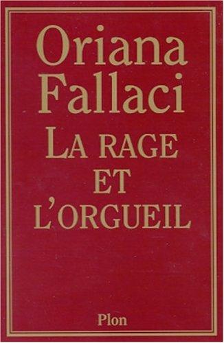 9782259197120: La Rage et l'orgueil
