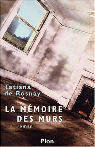 9782259197397: La Mémoire des murs