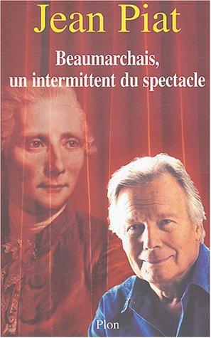 9782259200516: Beaumarchais : Un intermittent du spectacle