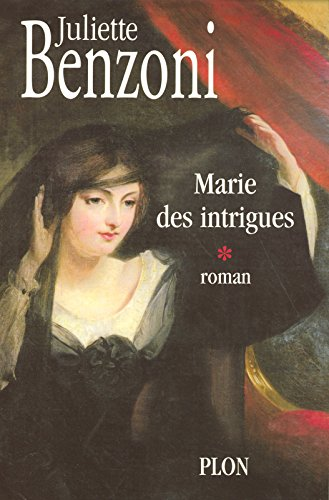 9782259200813: Marie des intrigues, volume 1