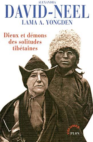 9782259201049: Dieux et démons des solitudes tibétaines