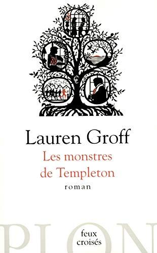 9782259207430: Les monstres de Templeton (Feux croisés)