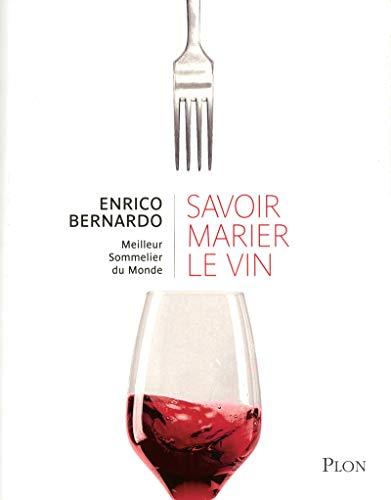 9782259210614: Savoir marier le vin