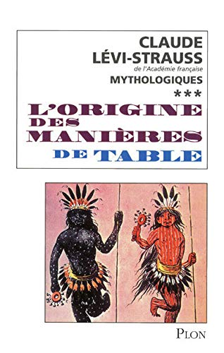 9782259211024: Mythologiques (French Edition)