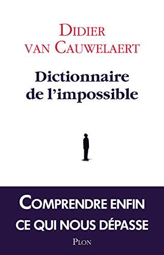 9782259219273: Dictionnaire de l'impossible