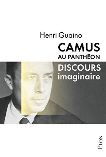 9782259219686: Camus au Panthéon