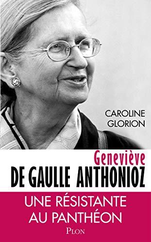 9782259229876: Geneviève de Gaulle Anthonioz