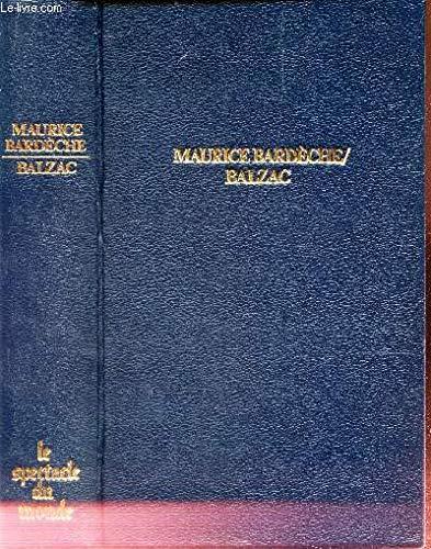 9782260001829: Balzac (Collection Les Vivants) (French Edition)