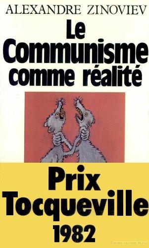 9782260002529: Le communisme comme réalité (French Edition)