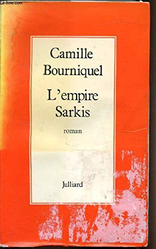 9782260002710: L'empire Sarkis: Roman (French Edition)