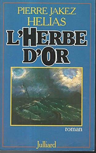9782260003076: L'Herbe d'or