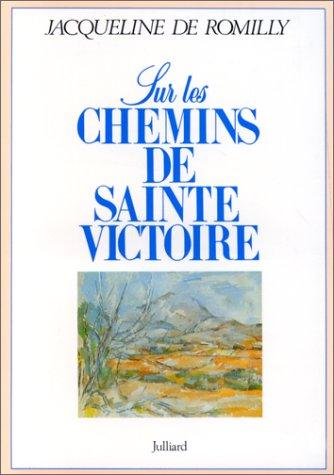 9782260004783: Sur les chemins de Sainte-Victoire