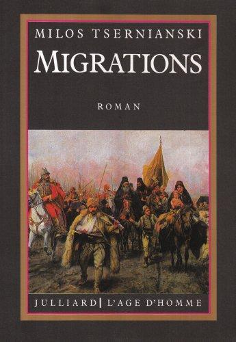 Migrations: Milo:s Crnjanski