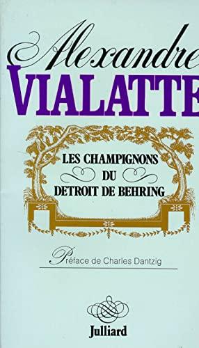 9782260005582: CHAMPIGNONS DETROIT DE BEHRING