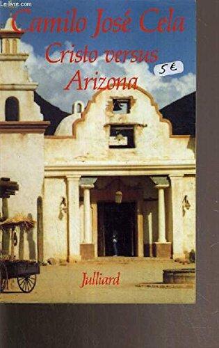9782260006763: Cristo Versus Arizona