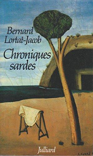 9782260007036: Chroniques sardes