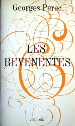 Les revenentes: Perec, Georges