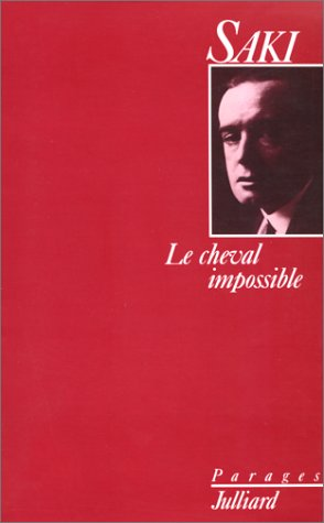 9782260010319: Le cheval impossible