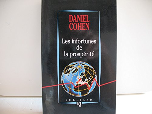 9782260011040: Les infortunes de la prosperite (French Edition)
