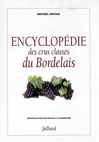 9782260013761: ENCYCL CRUS CLASSES BORDELAIS