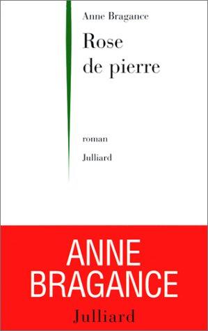 9782260014331: Rose de pierre: Roman (French Edition)