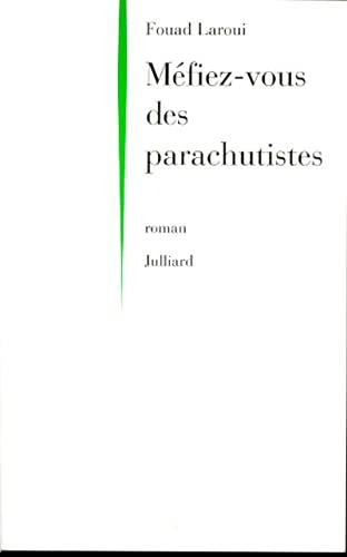 9782260015284: Méfiez-vous des parachutistes (Hors Collection)