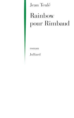 9782260016281: Rainbow pour Rimbaud