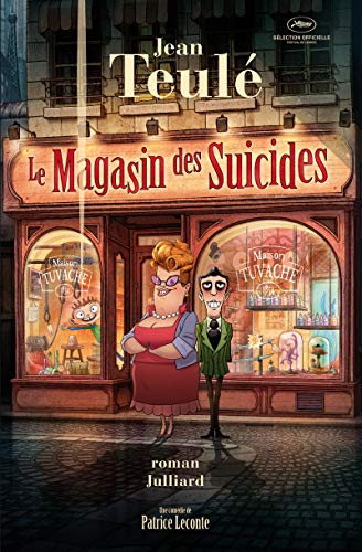 9782260017080: Le Magasin des Suicides