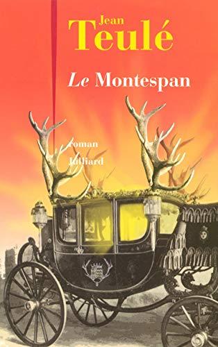 9782260017233: Le Montespan - Prix Maison de la Presse 2008