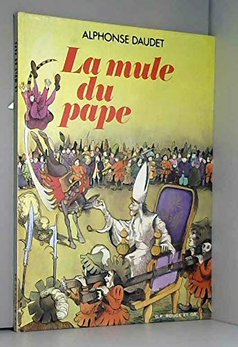 La mule du pape: DAUDET Alphonse