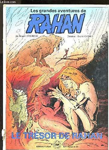 9782261007219: Les Grandes aventures de Rahan, Tome 2 : Le Trésor de Rahan