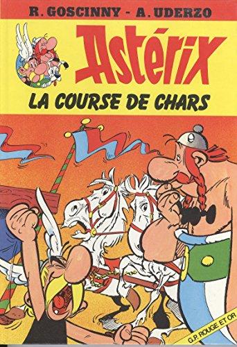 9782261013227: Asterix : La course de chars