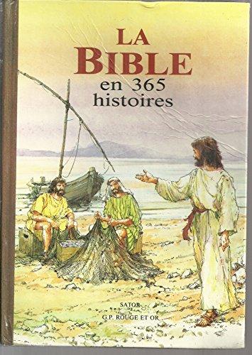 9782261017928: La bible en 365 histoires