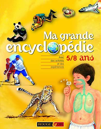 9782261400102: Ma grande encyclopédie 5/8 ans