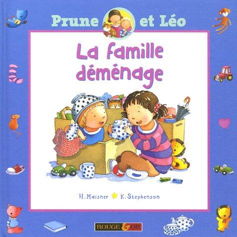 9782261400218: La famille d�m�nage