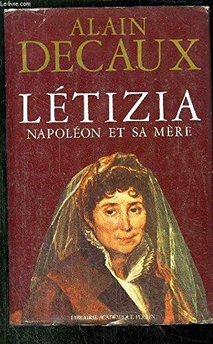 Letizia -luxe-: Decaux Alain